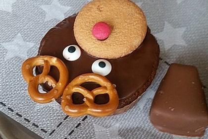 Rudolph Muffins 11