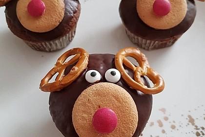 Rudolph Muffins 33
