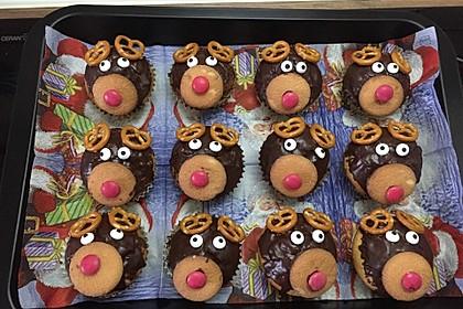 Rudolph Muffins 13