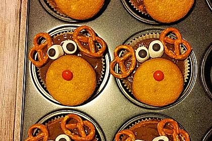 Rudolph Muffins 19
