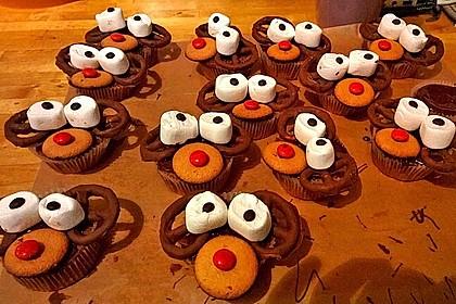 Rudolph Muffins 42