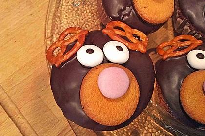 Rudolph Muffins 8