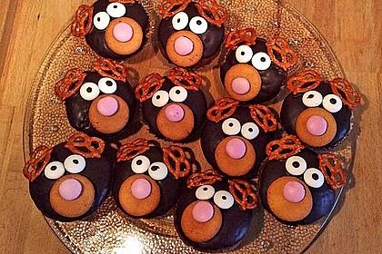 Rudolph Muffins 22