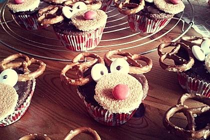 Rudolph Muffins 17