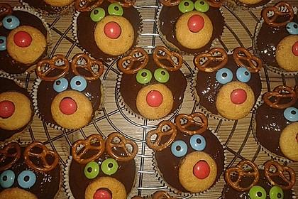 Rudolph Muffins 7