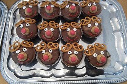 Rudolph Muffins 20