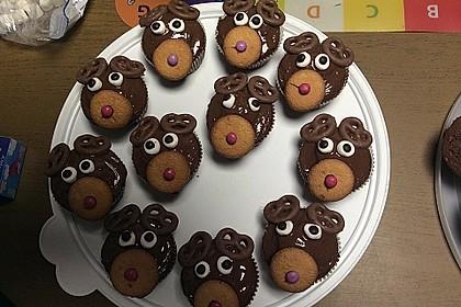 Rudolph Muffins 24