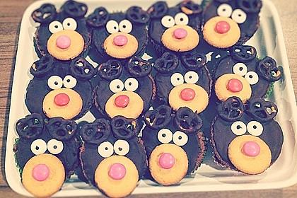 Rudolph Muffins 15