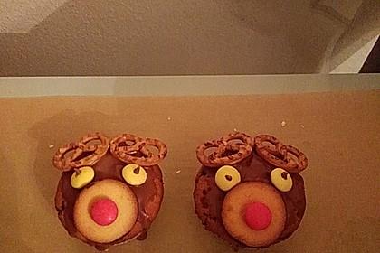 Rudolph Muffins 37