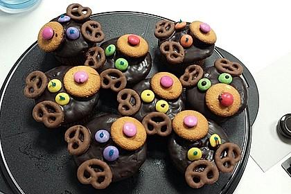 Rudolph Muffins 32