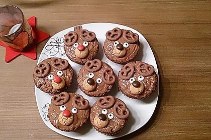Rudolph Muffins 3