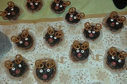 Rudolph Muffins 35
