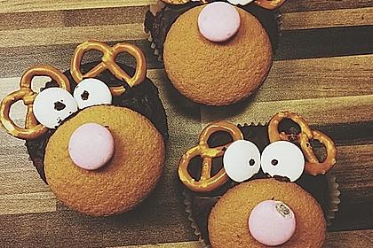 Rudolph Muffins 6