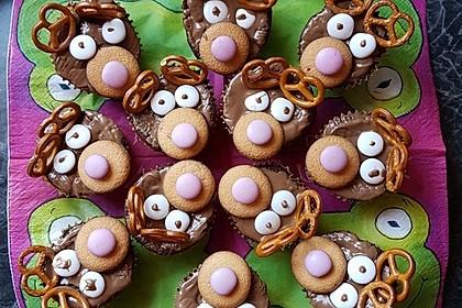 Rudolph Muffins 28