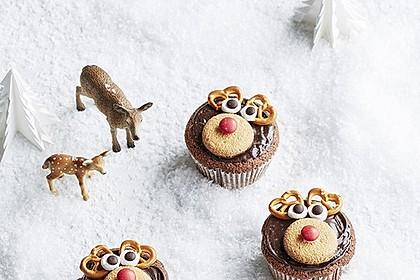 Rudolph Muffins 1