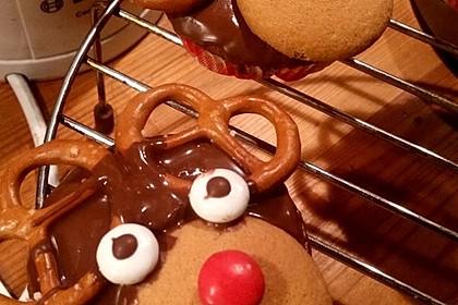 Rudolph Muffins 31