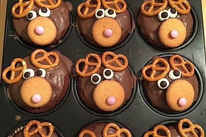 Rudolph Muffins 23