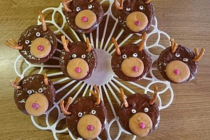 Rudolph Muffins 43