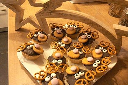 Rudolph Muffins 18