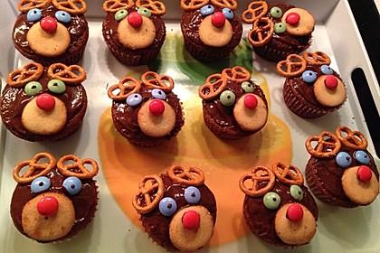 Rudolph Muffins 34