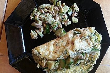Avocado-Thunfisch Salat 3