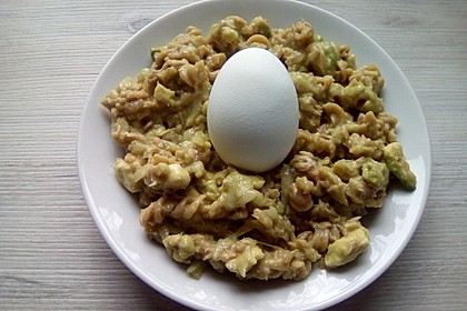 Avocado-Thunfisch Salat 7