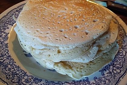 Pfannkuchen ohne Ei und Milch 8