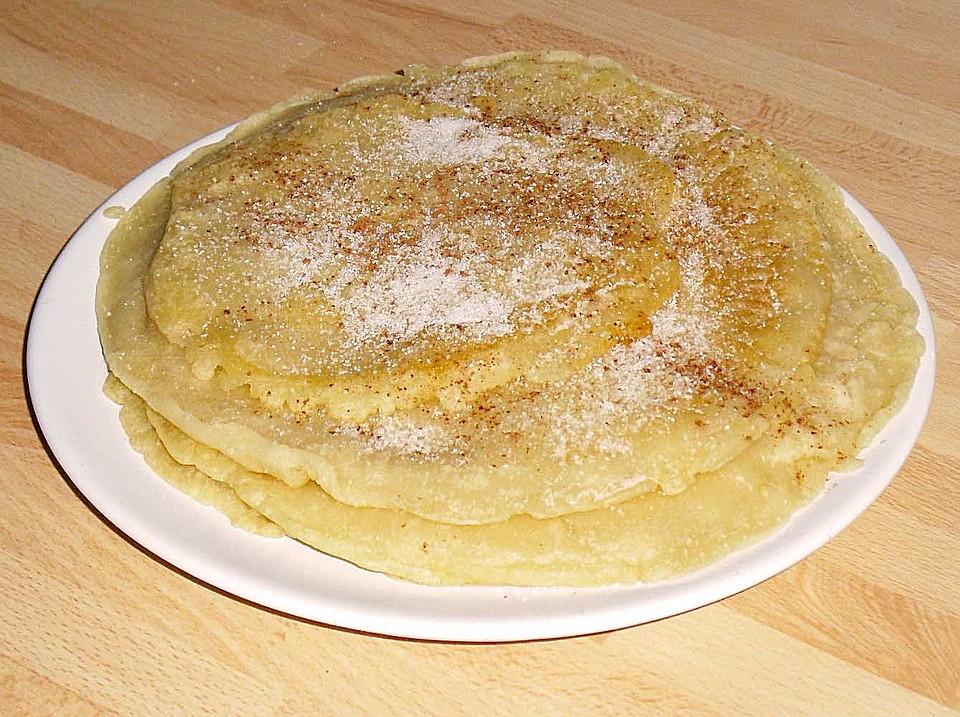 Pfannkuchen Ohne Ei Und Milch Von Abell3192 Chefkoch
