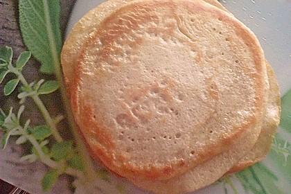 Pfannkuchen ohne Ei und Milch 7
