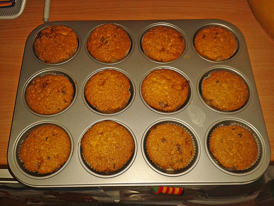 Toffifee Muffins Ein Sehr Leckeres Rezept Chefkoch De