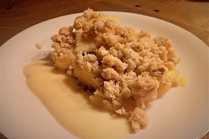Apfel-Nuss-Crumble 2