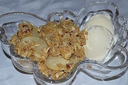 Apfel-Nuss-Crumble 3