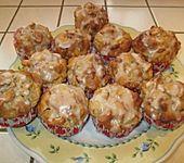 Bratapfelmuffins (Bild)