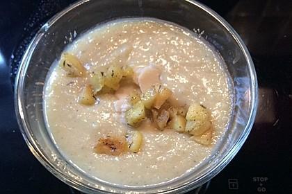 Sellerie-Parmesan-Suppe 2