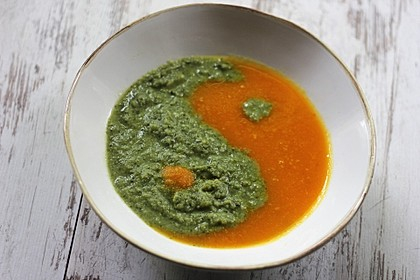 Brokkoli-Möhren-Suppe mit Ingwer 1