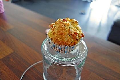 Herzhafte Speck und Käse Muffins 7