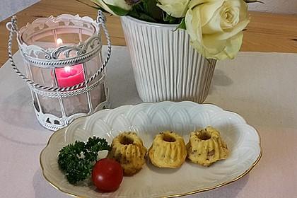 Herzhafte Speck und Käse Muffins 4