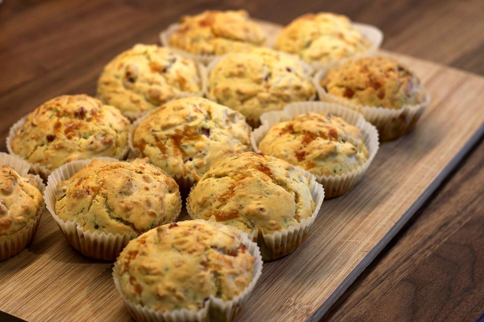 Herzhafte Speck Und Käse Muffins Von Issiyra Chefkoch