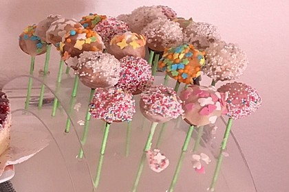 Cake Pops aus dem Cake Pop Maker 38