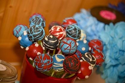 Cake Pops aus dem Cake Pop Maker 3