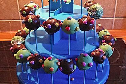 Cake Pops aus dem Cake Pop Maker 12