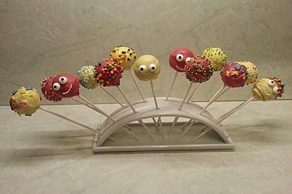 Cake Pops aus dem Cake Pop Maker 8
