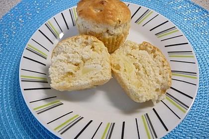 Fluffige vegane Muffins 44