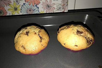 Fluffige vegane Muffins 74