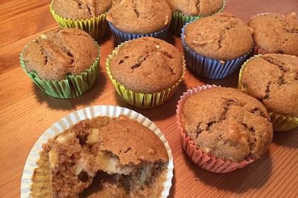 Fluffige vegane Muffins 63