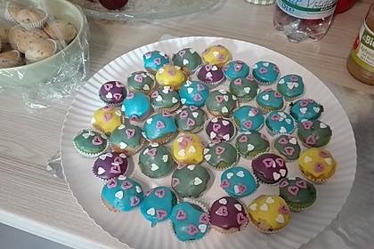 Fluffige vegane Muffins 64