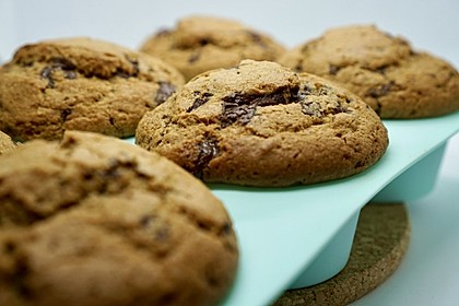 Fluffige vegane Muffins 43
