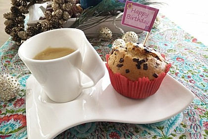Fluffige vegane Muffins 24