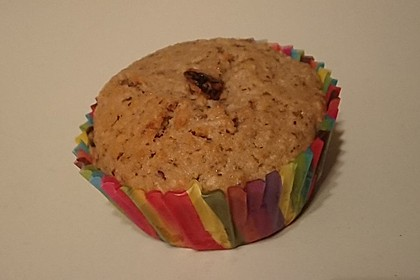 Fluffige vegane Muffins 23