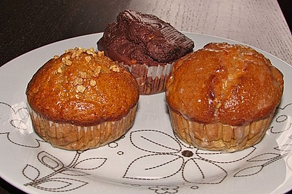Fluffige vegane Muffins 17